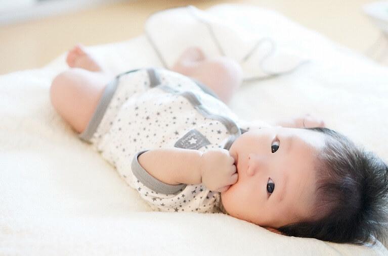 当院の赤ちゃん歯科