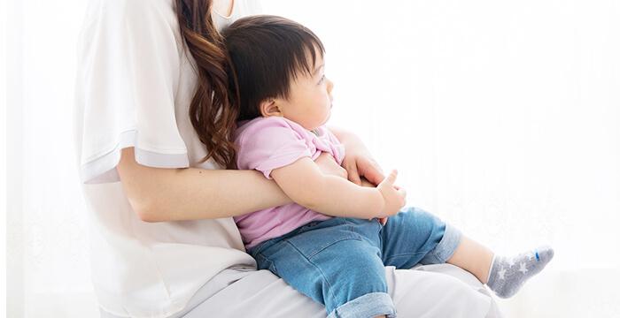 3.加護歯科医院は乳幼児歯科にも対応しております